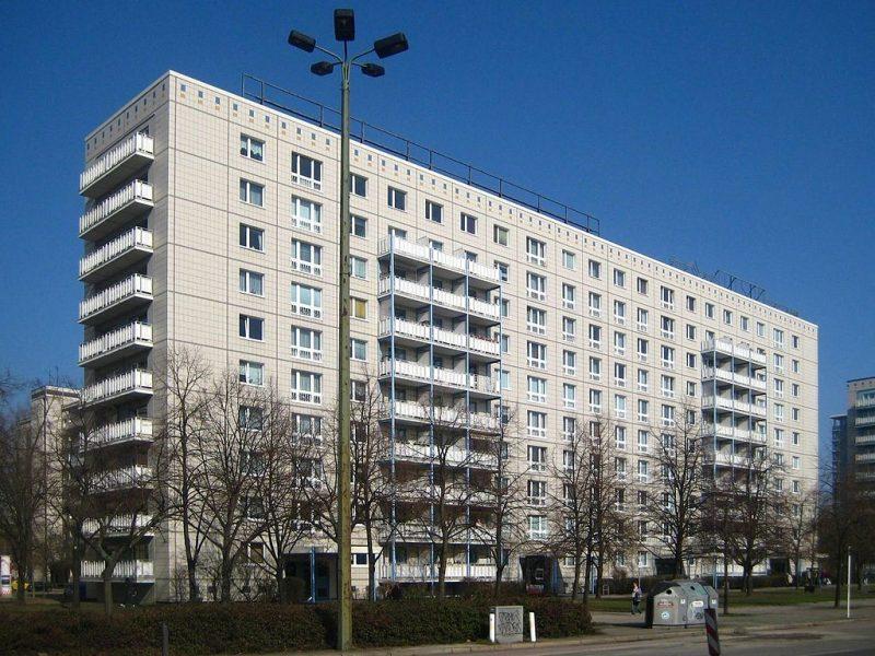 Wohnsilo Berlin