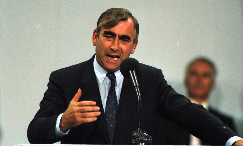 Theo Waigel 1989