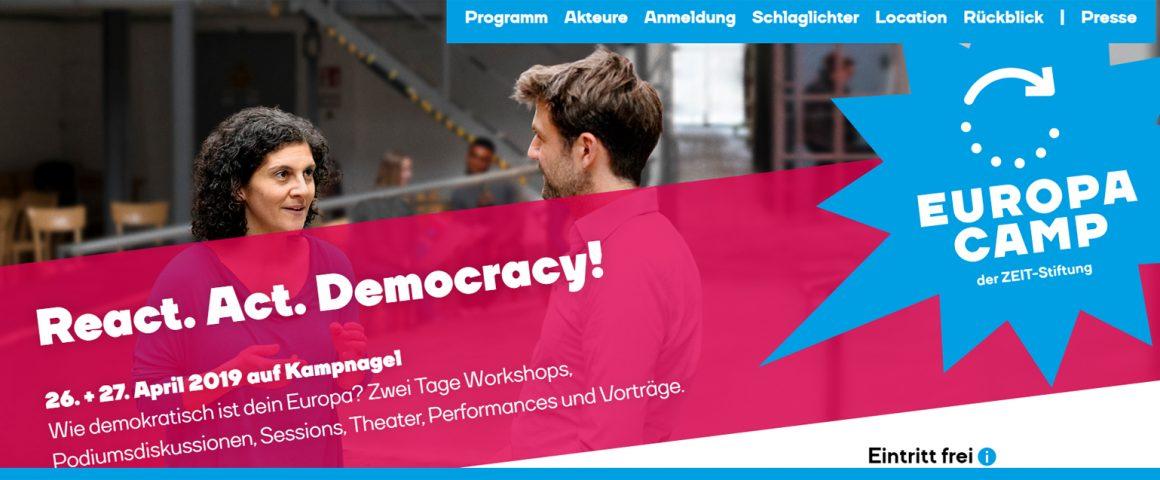 EuropaCamp