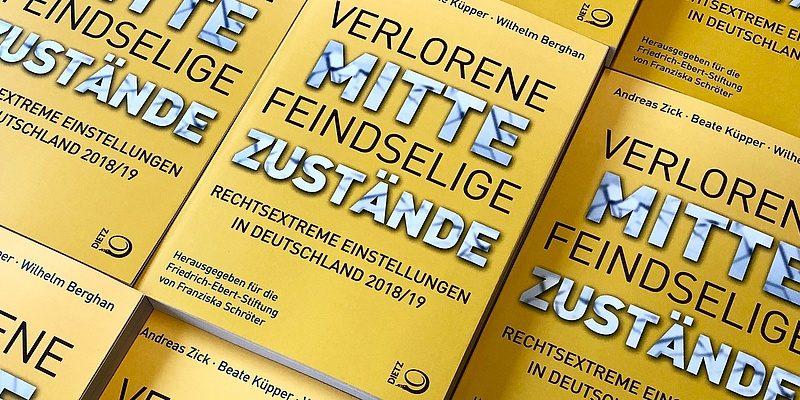 """Studie """"Verlorene Mitte - Feindselige Zustände"""""""