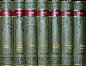 Siebenbändige Heine-Ausgabe