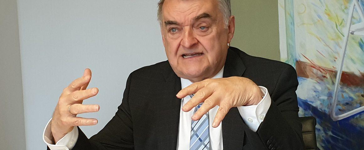 NRW-Innenminister Herbert Reul