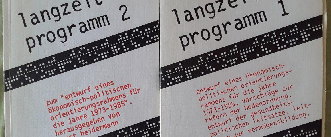 Langzeitprogramm 1 der SPD von 1973