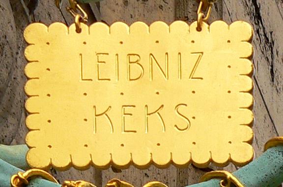 Der goldene Keks von Bahlsen