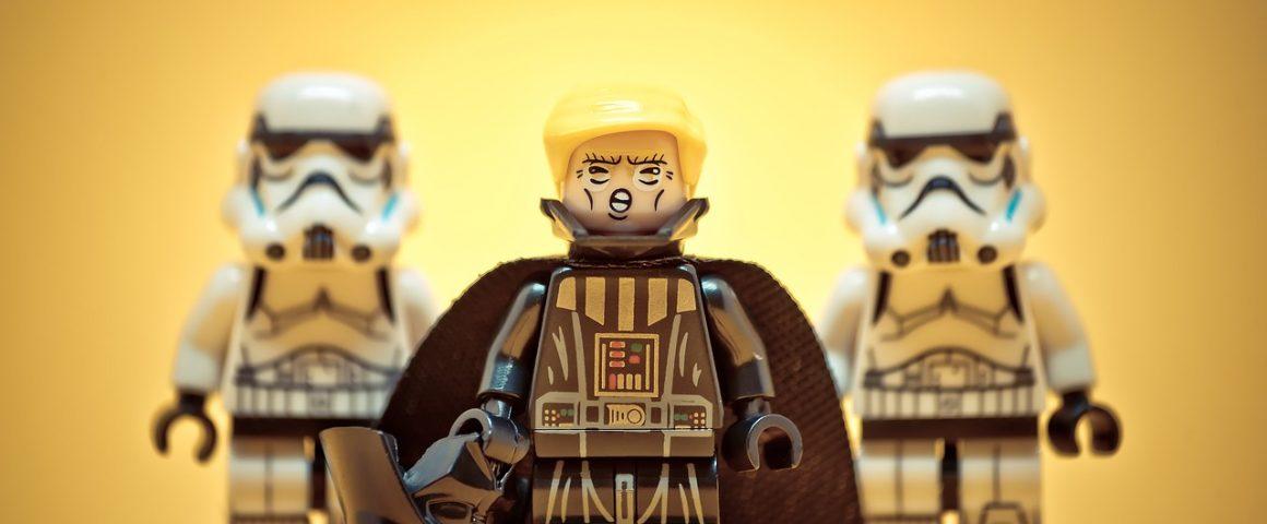 Trump - Darth Vader der Politik