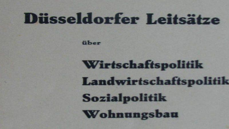 Düsseldorfer Leizsätze