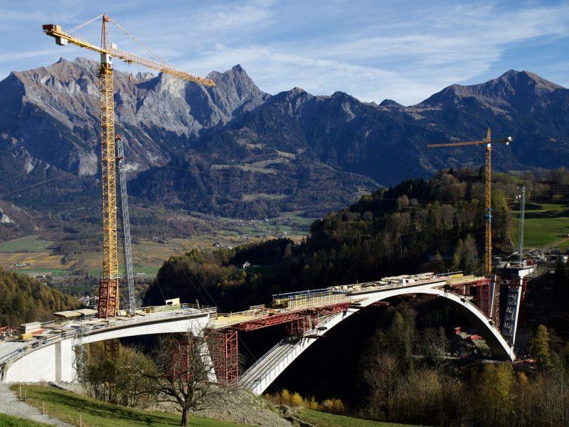 Brücken bauen