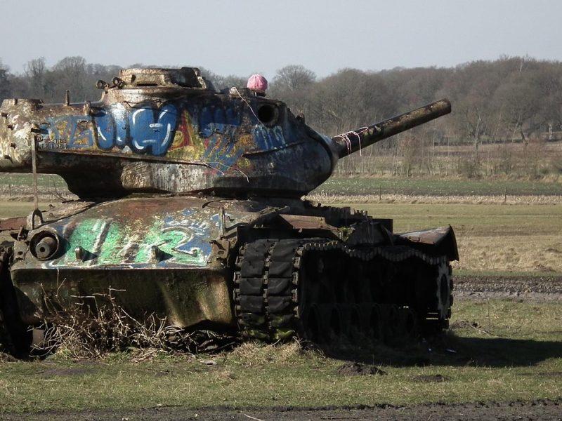 Panzer-Wrack