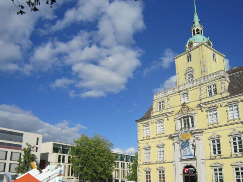 Schloßülatz Oldenburg