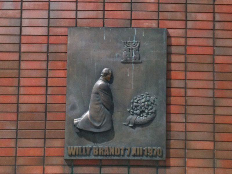 Warschau, Denkmal