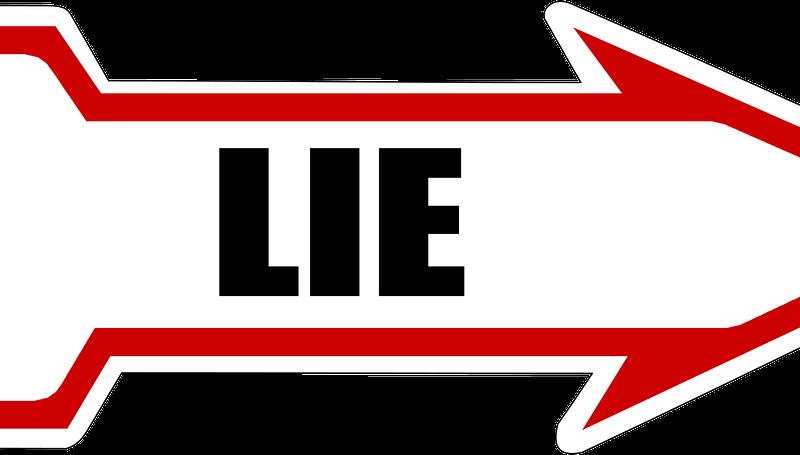 Lüge - AfD Lügenpartei