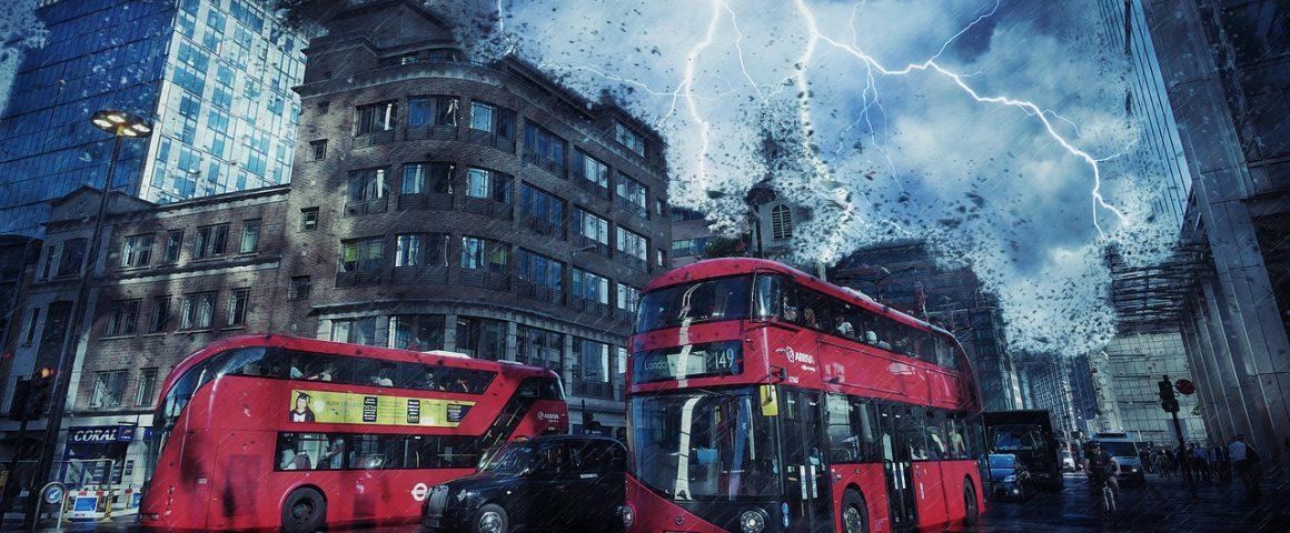 Brexit: Unwetter über London