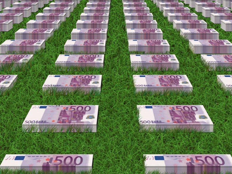 Wachsender Reichtum
