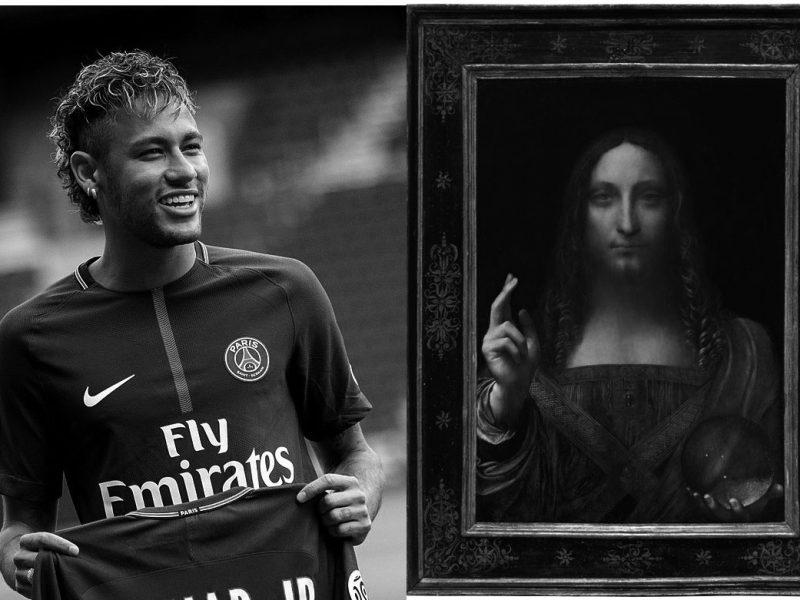 Salvator Mundi - Neymar