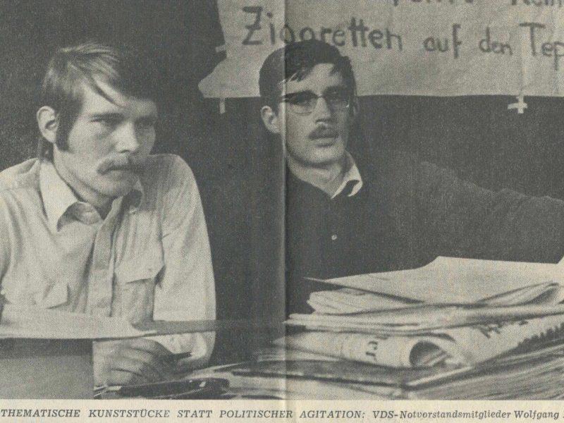 Wolfgang Lieb 1968