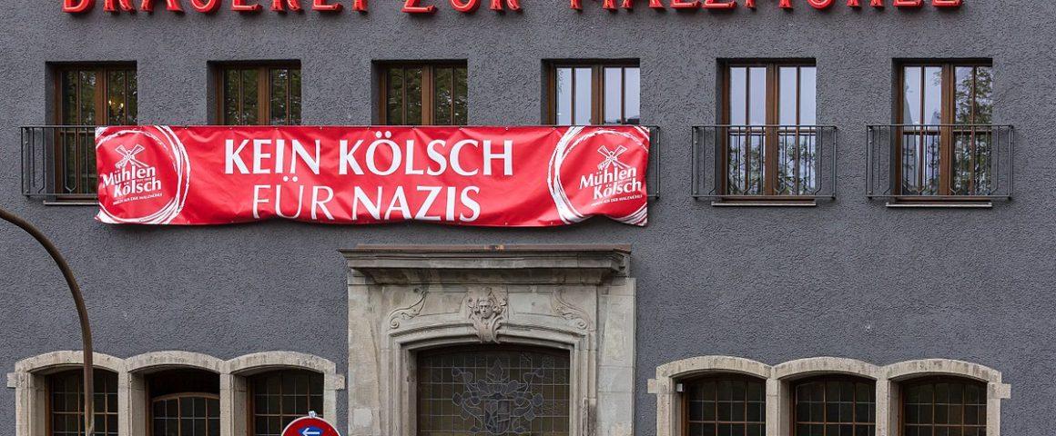 Gesicht zeigen gegen Nazis