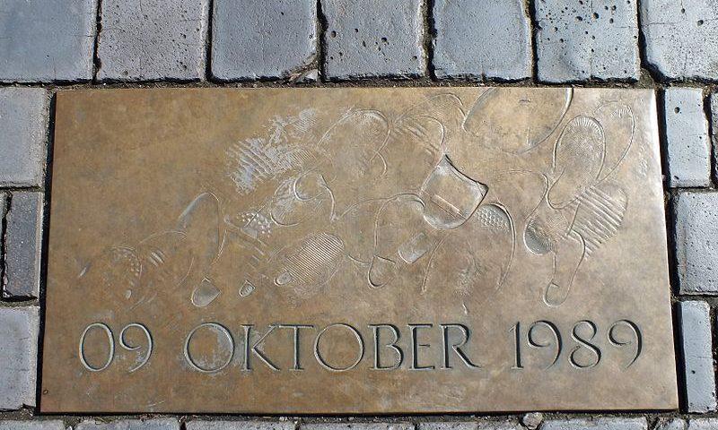 Leipzig, 9. Oktober 1989
