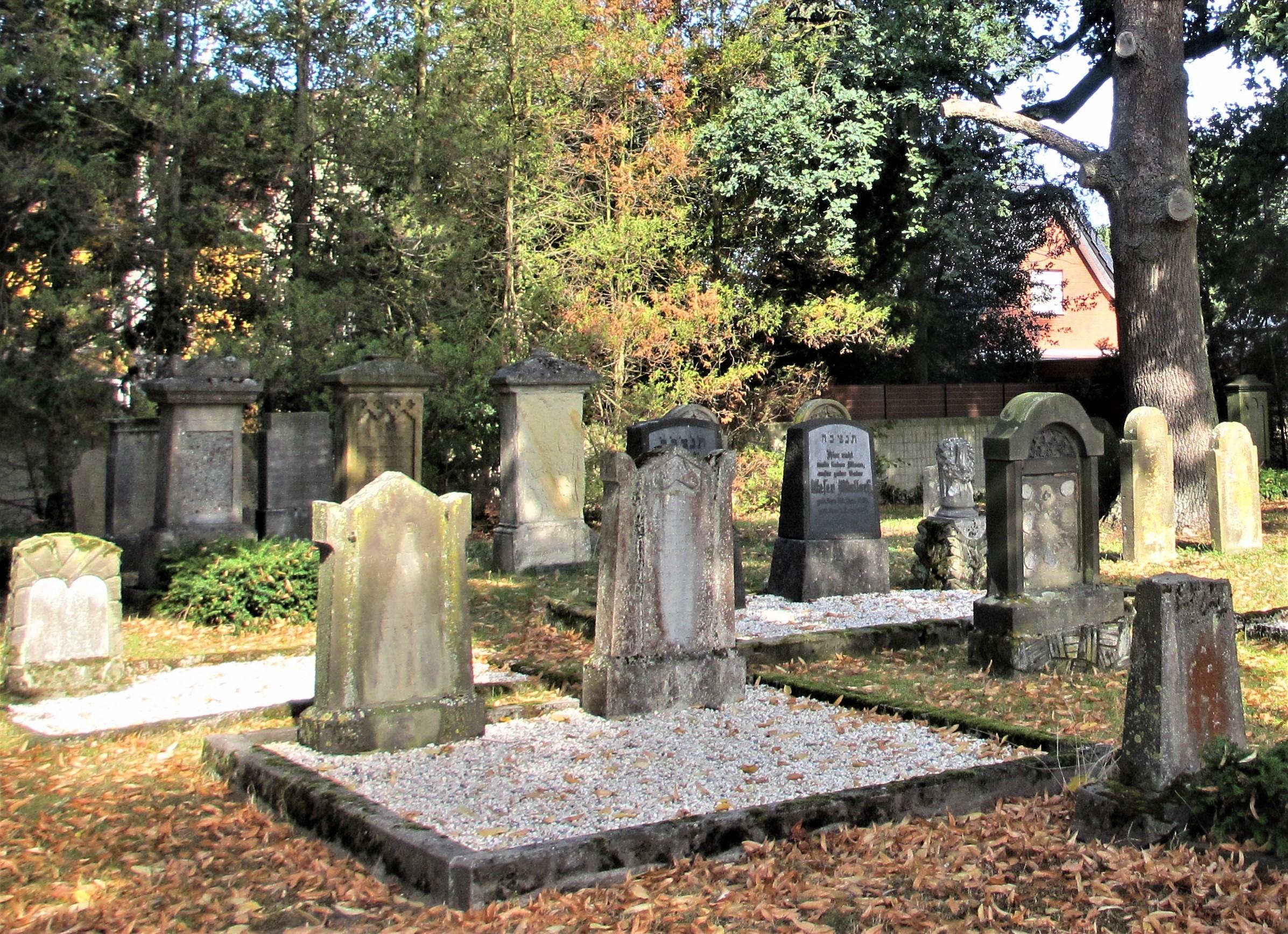 Jüdischer Friedhof Rheda