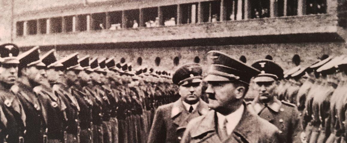 Hitler auf der Nazischule und Nazi-Ordensburg Vogelsang