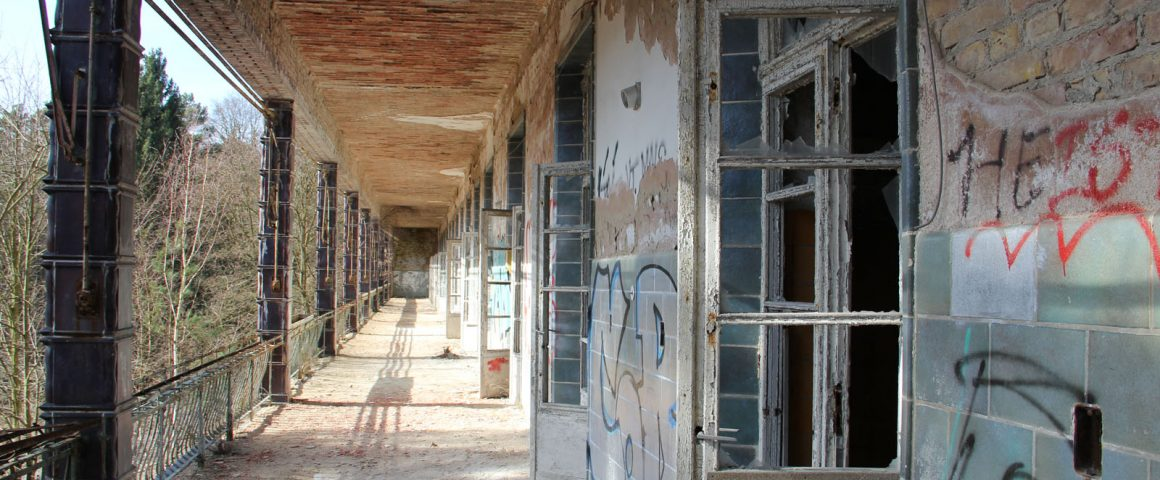 Lost Place Zauberberg Beelitz