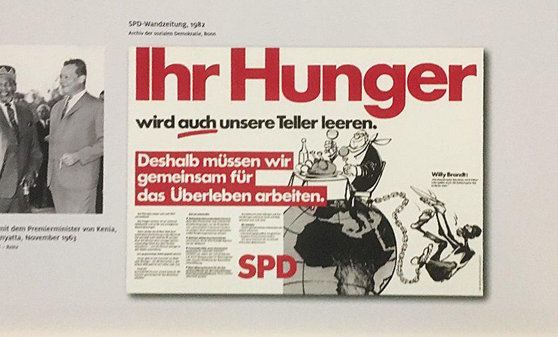 Wanderausstellung zu Willy Brandt