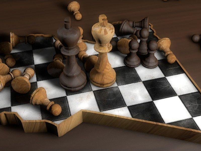 Libyen - Schach fremder Mächte