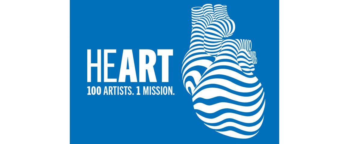 Logo 100 Artists. 1 Mission