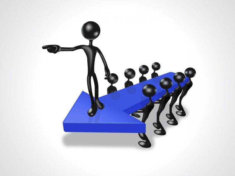 Führungswechsel