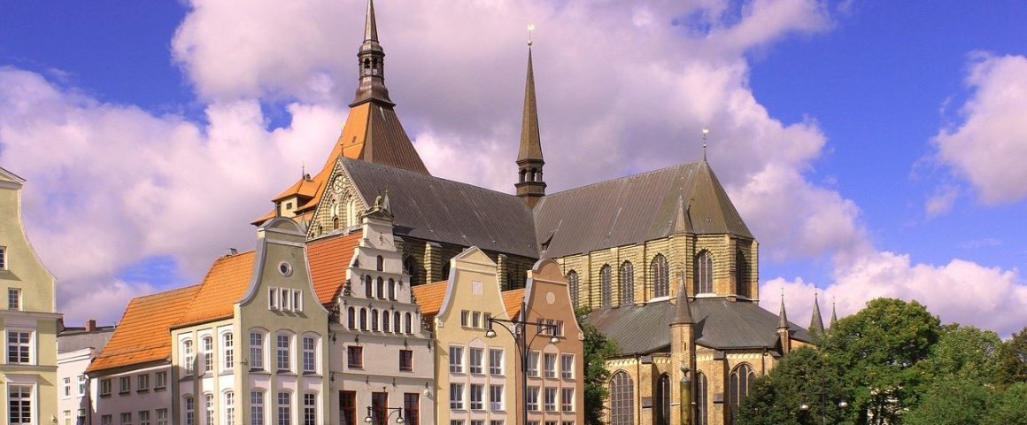 Rostock - Marktplatz