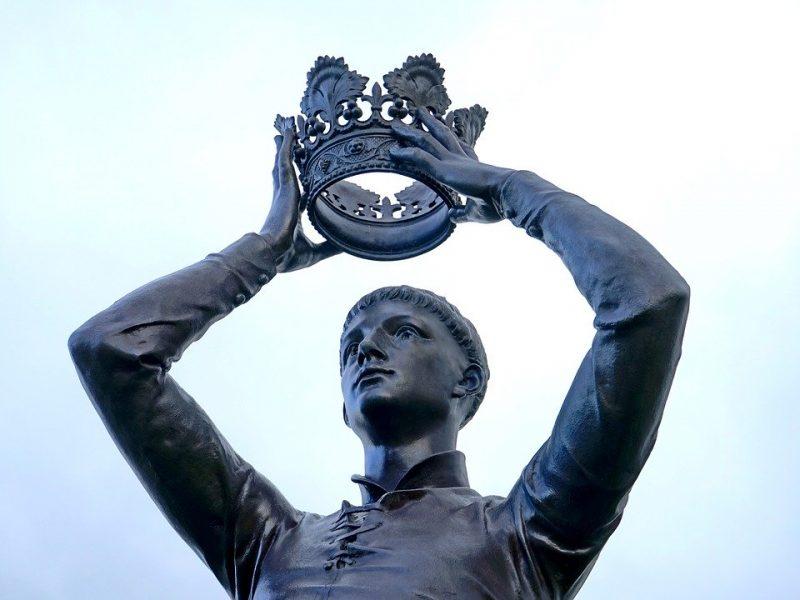 König Lear - Symbol für Macht und Niedergang