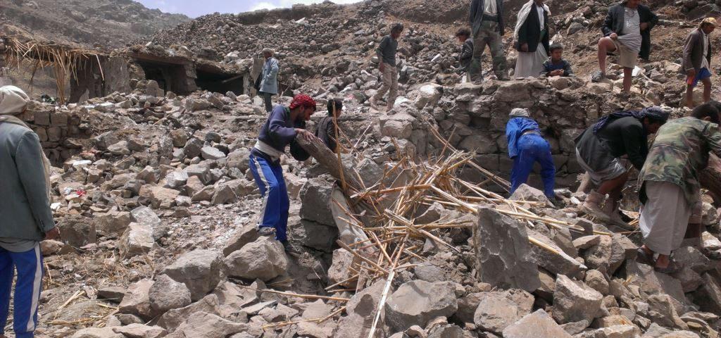 Krieg im Jemen