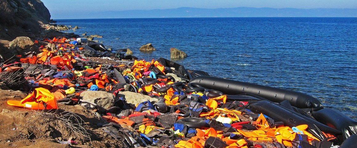Rettungswesten Flüchtlinge