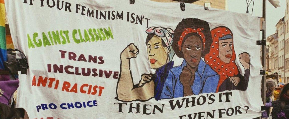 Frauenstreik - 8. März