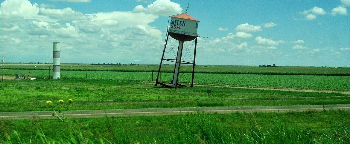 Wasserturm USA
