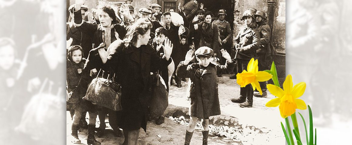 Aufstand Warschauer Ghetto - 19. April 1943