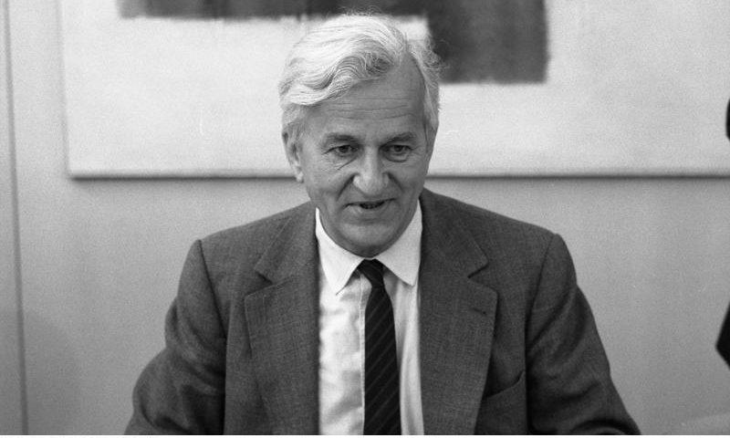 Richard von Weizsäcker 1972