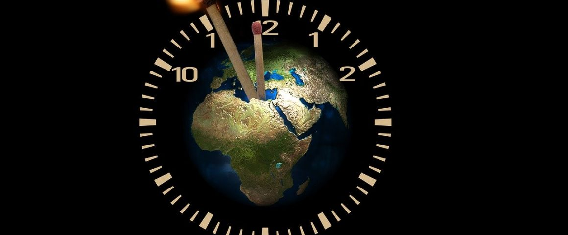 Klimawandel als Zukunftskrise - Es ist 5 vor 12
