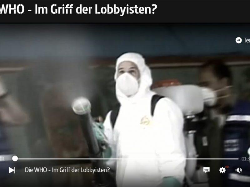 Screenshot arte TV