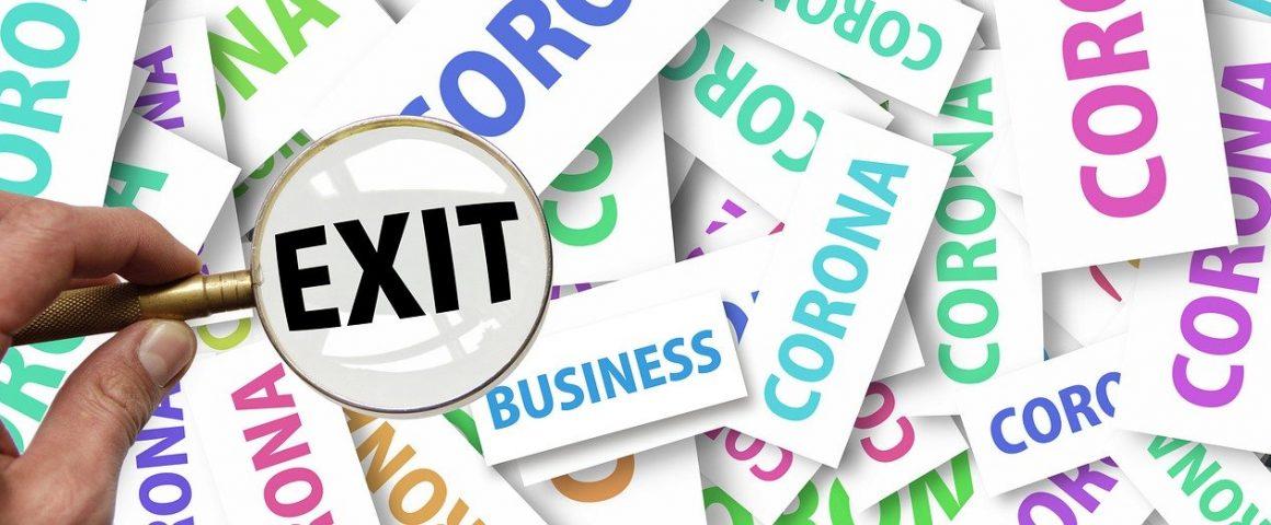 Druck der Wirtschaftsverbände auf Exitstrategie