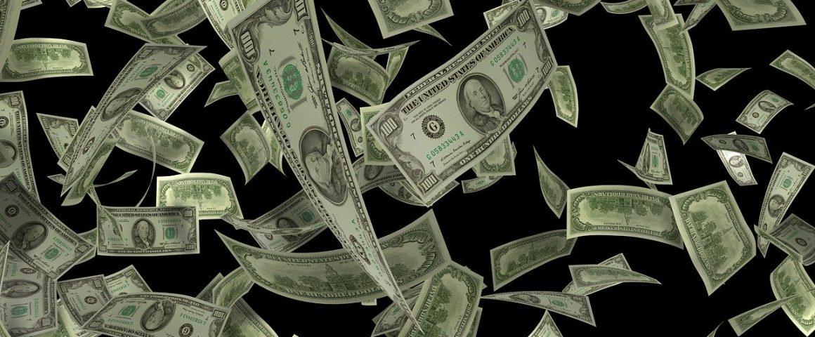 Dollarregen