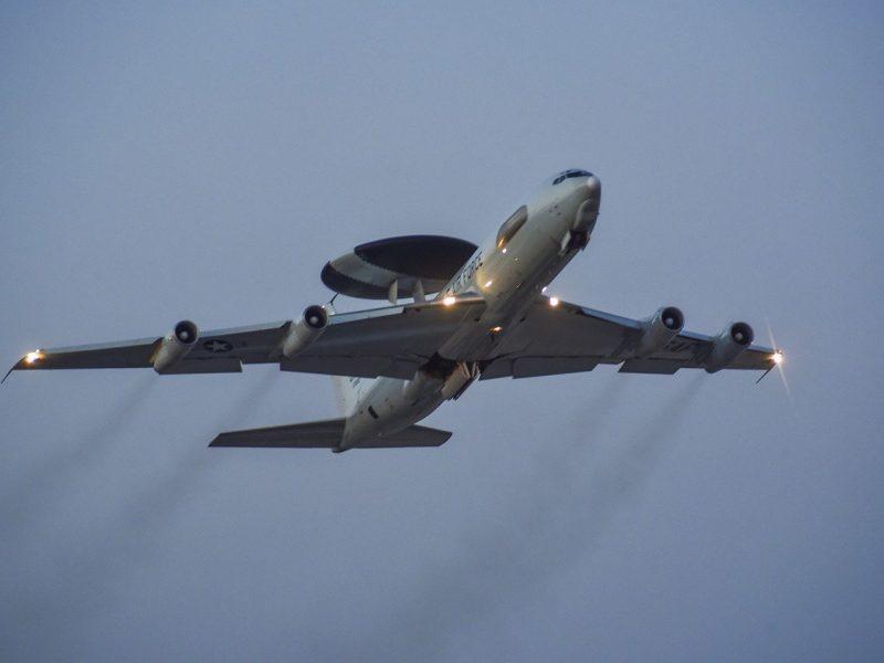 AWACS-Flugzeug