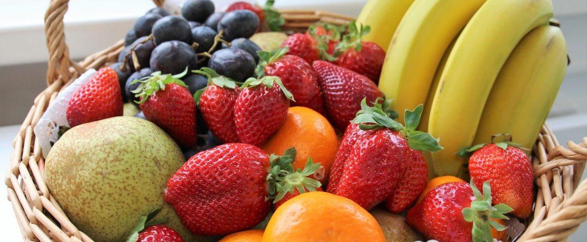 Obstkorb - Vitamine