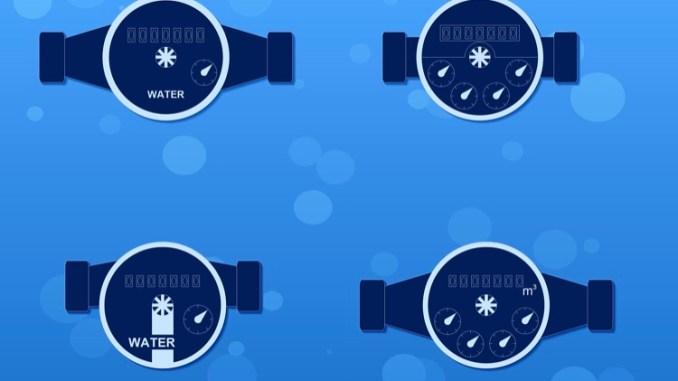Digitale Wasserzähler