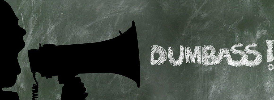 Bumbass (symbolbild)
