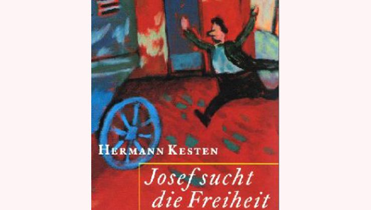 Buchtitel Josef sucht die Freiheit