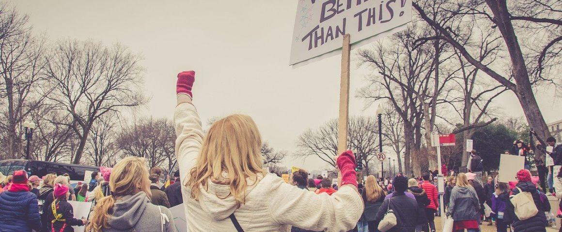 Protest gegen Trump