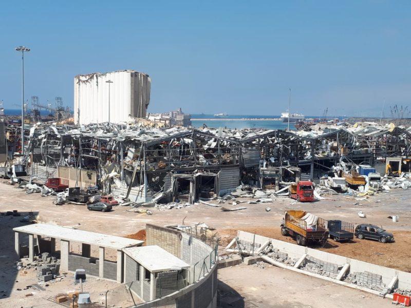 Explosionskatastrophe Beirut