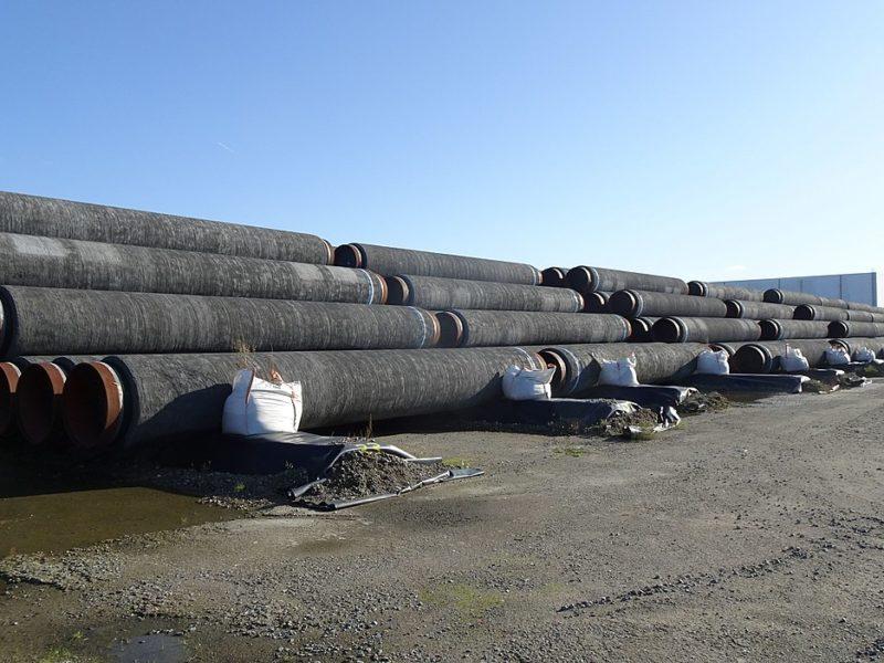 Röhren für Nord Stream 2