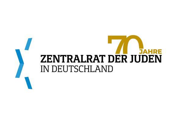 Zentralrat der Juden in Deutschland - Logo