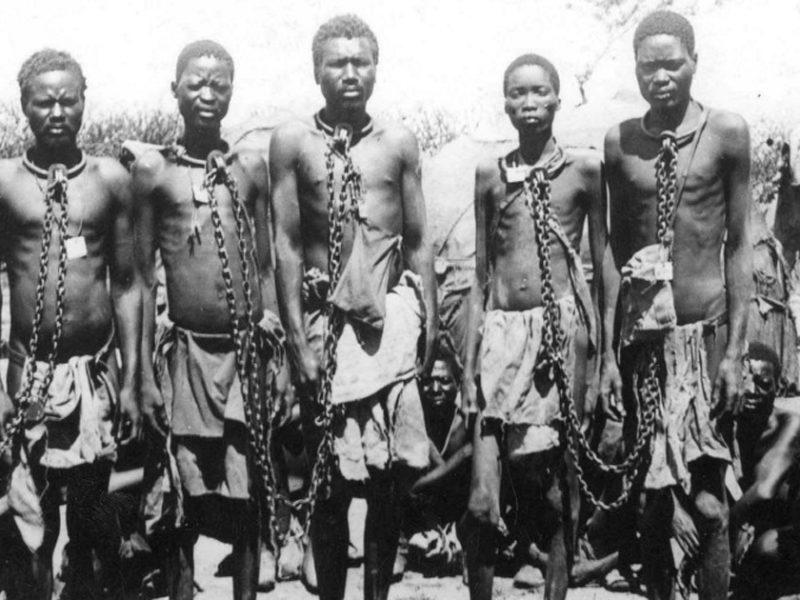 Völkermord an den Hereros